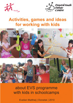Діяльність, ігри та ідеї для роботи з дітьми (7-10)