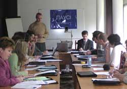 семінар в Польщі